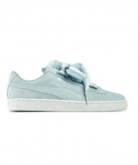 365210-03 PUMA SUEDE HEART PEBBLE WN'S