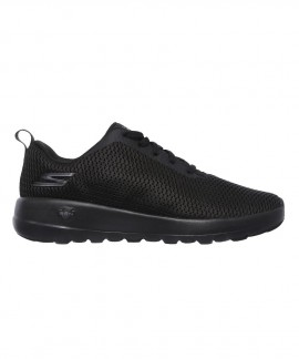 15601-BBK SKECHERS ATHLETIC AIR MESH LACE UP
