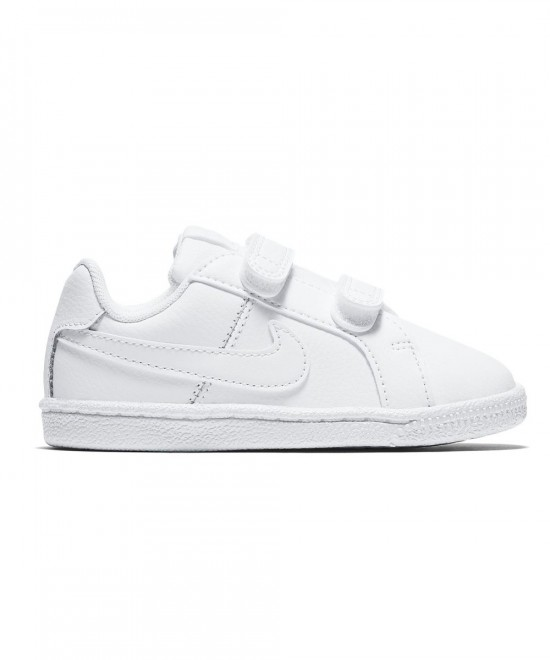 833537-102 BOYS' NIKE COURT ROYALE (TDV)