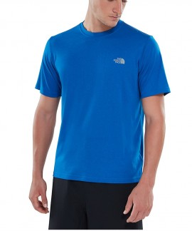 T93RX31ML THE NORTH FACE REAXION AMP CREW T-SHIRT