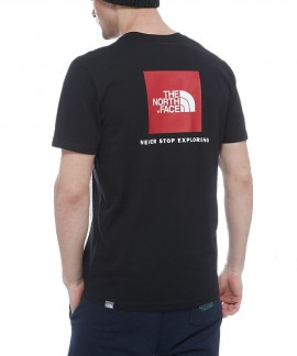 T92TX2JK3 THE NORTH FACE RED BOX T-SHIRT