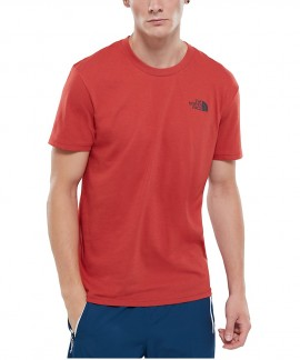 T92TX5ZBN THE NORTH FACE SIMPLE DOME T-SHIRT