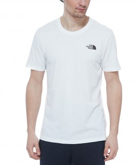 T92TX5FN4 THE NORTH FACE SIMPLE DOME T-SHIRT
