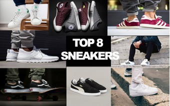 TOP 8 ALL TIME CLASSIC SNEAKERS